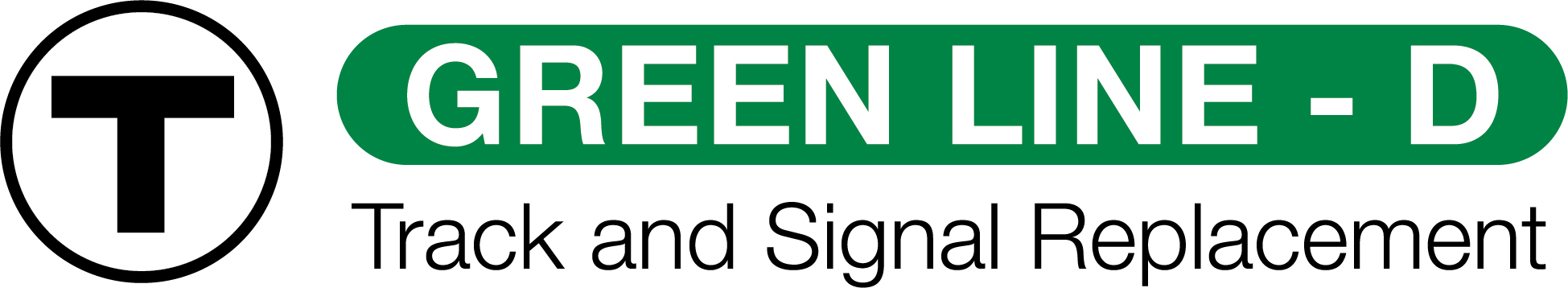 Green Line D Branch Track and Signal Replacements project