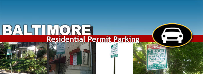 Residential Permit Parking