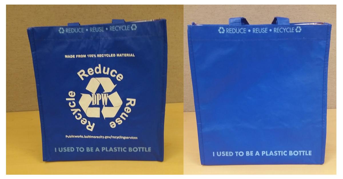 Plastic Bag Take-back