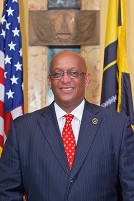 Mayor Bernard C. Jack Young