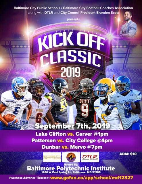 Football Kick Off Classic 2019