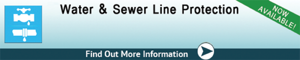 HomeServe Water & Sewer Line Protection