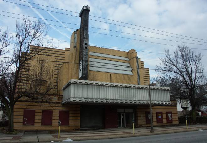 The Ambassador Theater