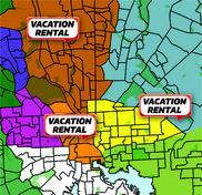 Short-Term Rental Map