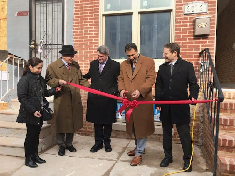 Henneman Ribbon Cutting