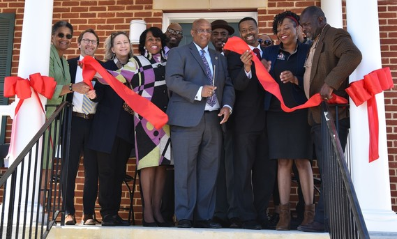 Bakers View Townhomes Ribbon Cutting