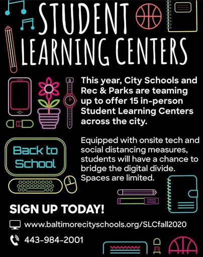 Student Learning Center Info