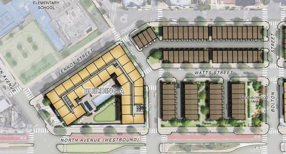madison park plans
