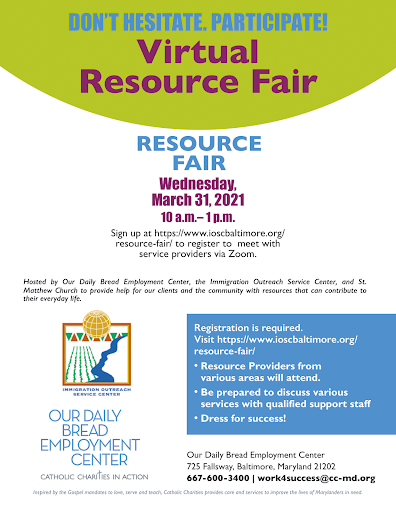 IOSC virtual job fair