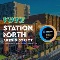 station north vote