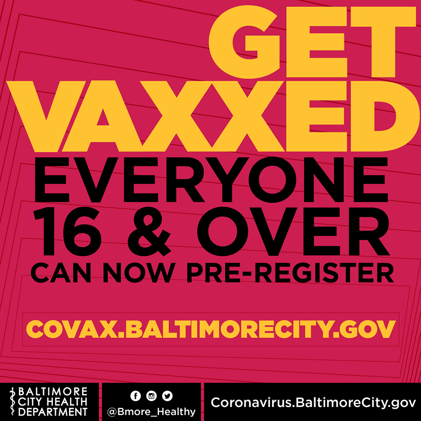 Covax Preregistration graphic