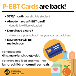 PEBT Cards