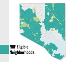 NIIF Eligible Neighborhoods