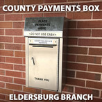 Eldersburg Lib drop box