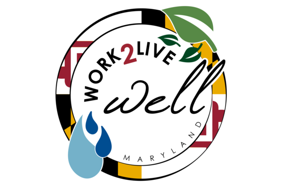 Logo of Work2Live WELL