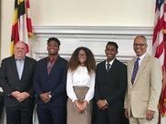 2017 Governor's Summer Internship Program