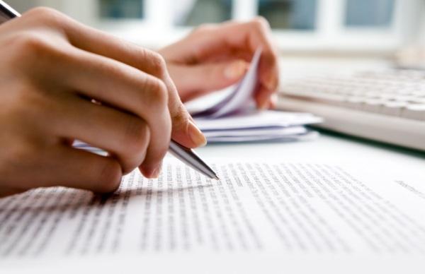 Hand Writing Proposal