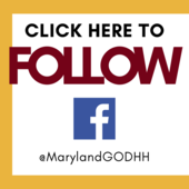 Click Here to Follow Us on Facebook: @MarylandGODHH