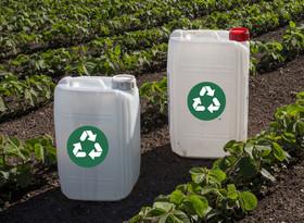 Pesticide Container
