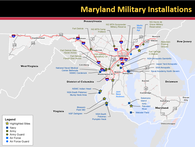 Md Military Installations