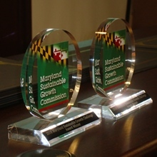 Sustainable Growth Challenge Trophies