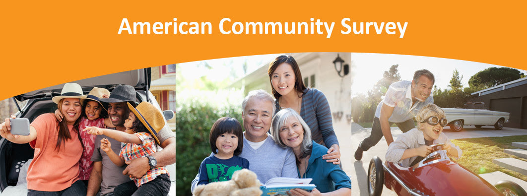 American Community Survey February Events and Updates