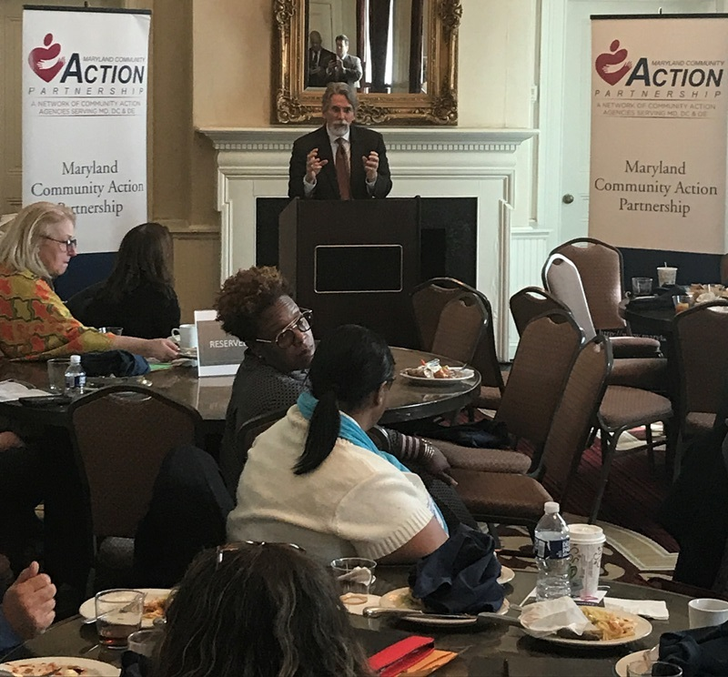 Planning Secretary Talks Census at Community Action Day Luncheon