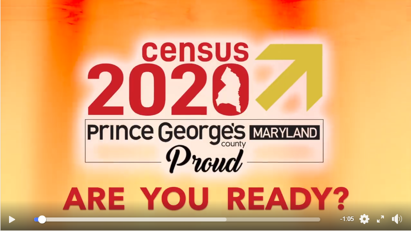 Are You Census Ready, Prince George's?