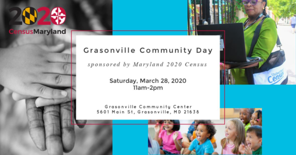 Grasonville Community Day to Boost Census Count