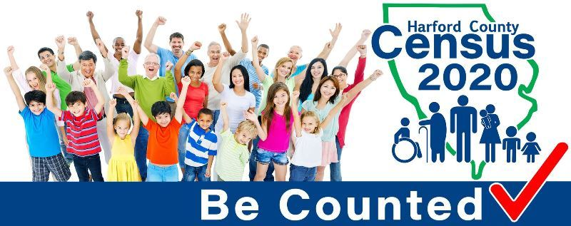 Harford Count Executive Glassman: Please Participate in the 2020 Census [Letter]