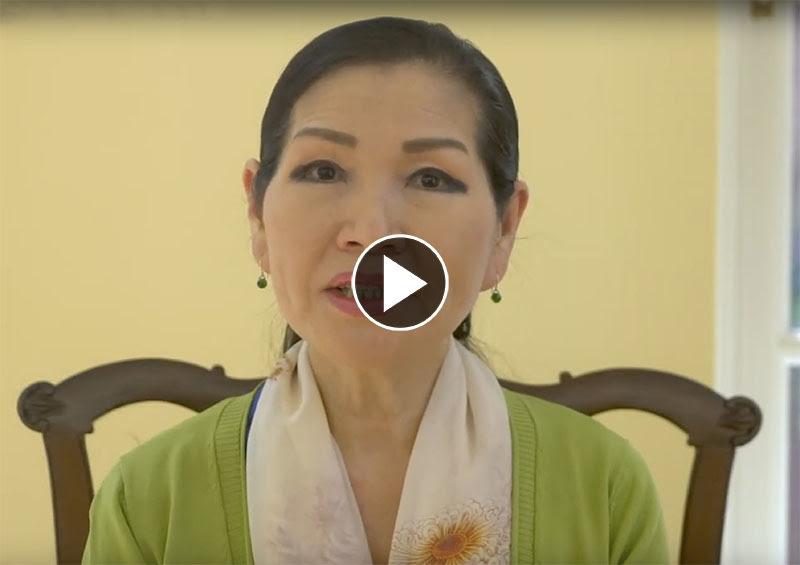 First Lady Yumi Hogan Census PSA in Korean