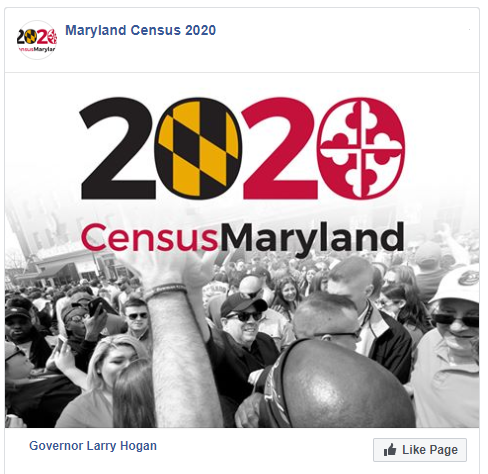 Census Facebook Page
