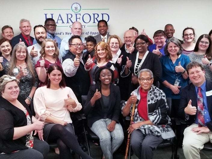 Harford County Counts in the 2020 Census