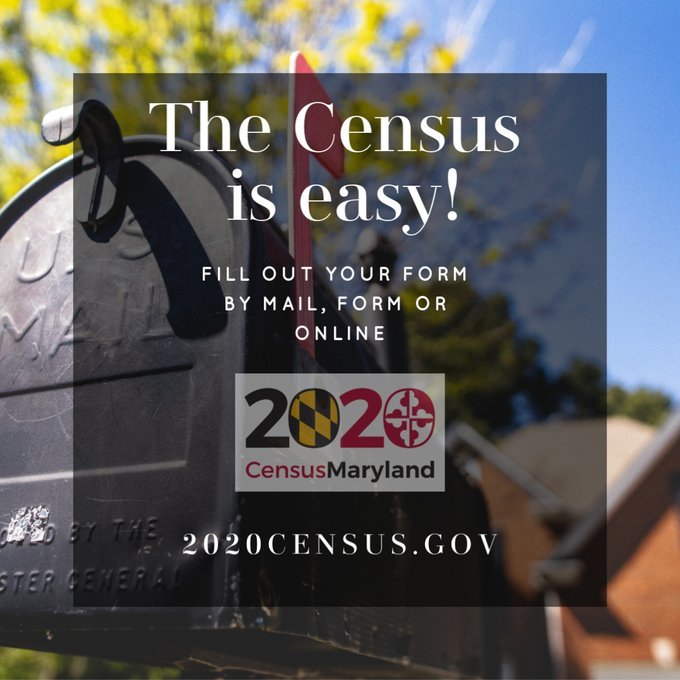 Counties Promote Census Day… on Twitter