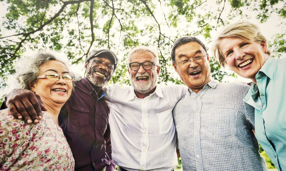 May isOlder Americans Month