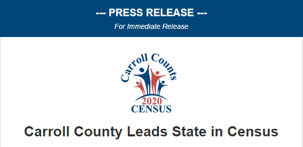 Carroll-County-Leads-State-in-Census
