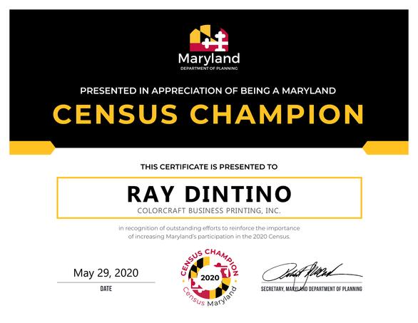 Day-Dintimo-Census-Champion