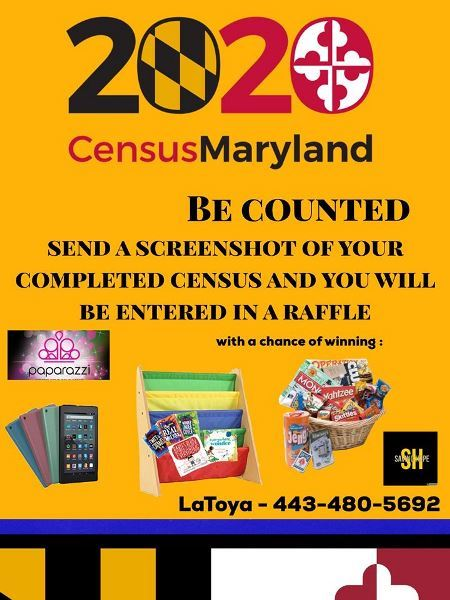 Kent County Economic Development Challenges County Residents to Complete Their Census... And Win!