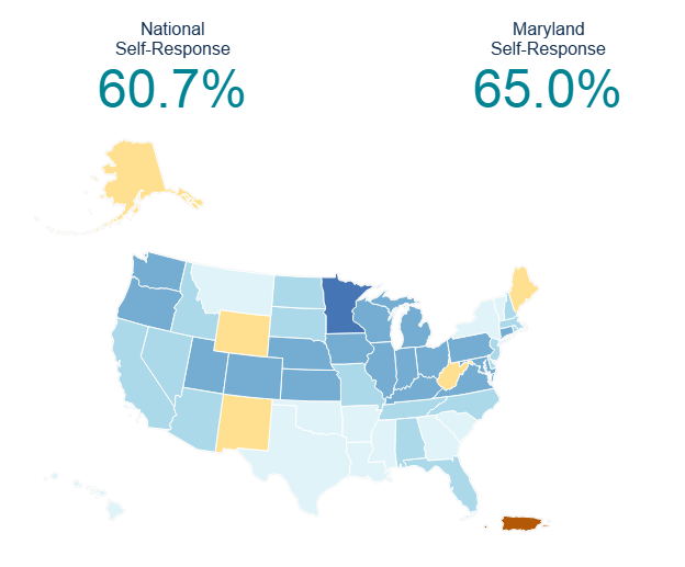 Newsletter Map Census Rate June 5, 2020