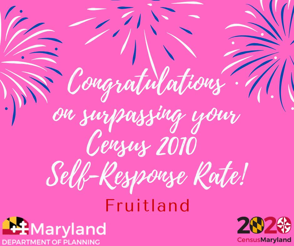 Fruitland-surpasses-2010-response-rate