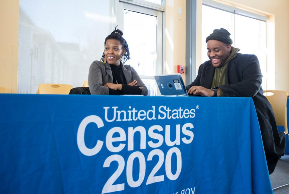 The Census Works to Include Minorities in 2020 Count