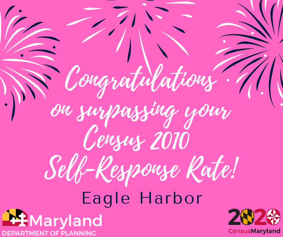 Eagle-Harbor-Surpasses-2010-Response-Rate