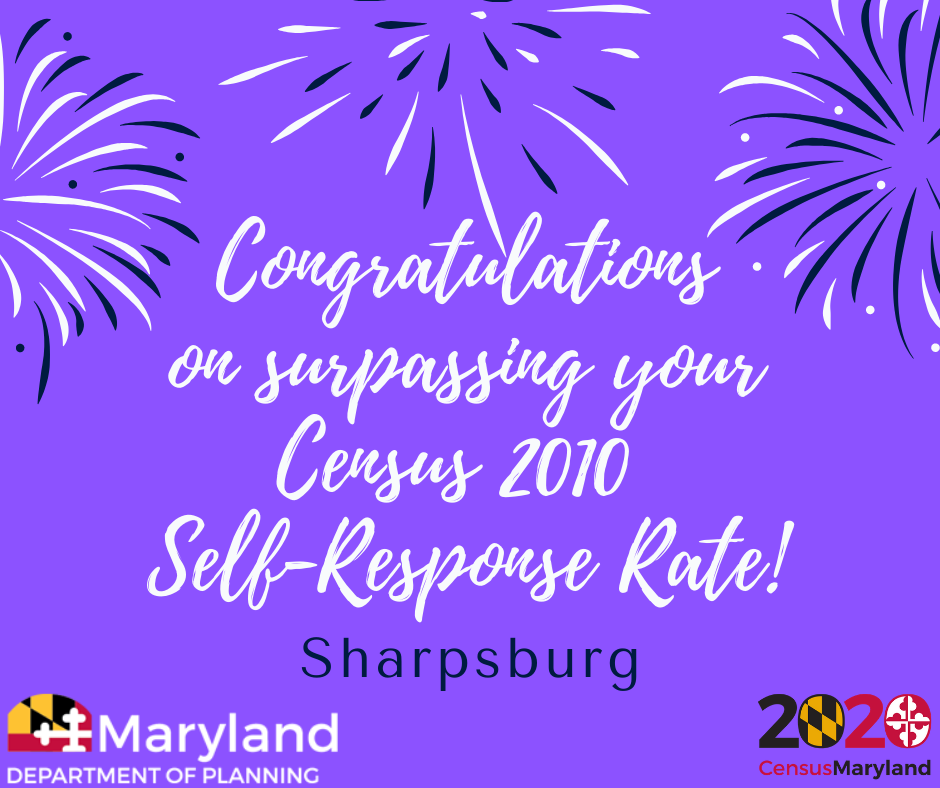 Sharpsburg-Surpasses-2010-Response-Rate