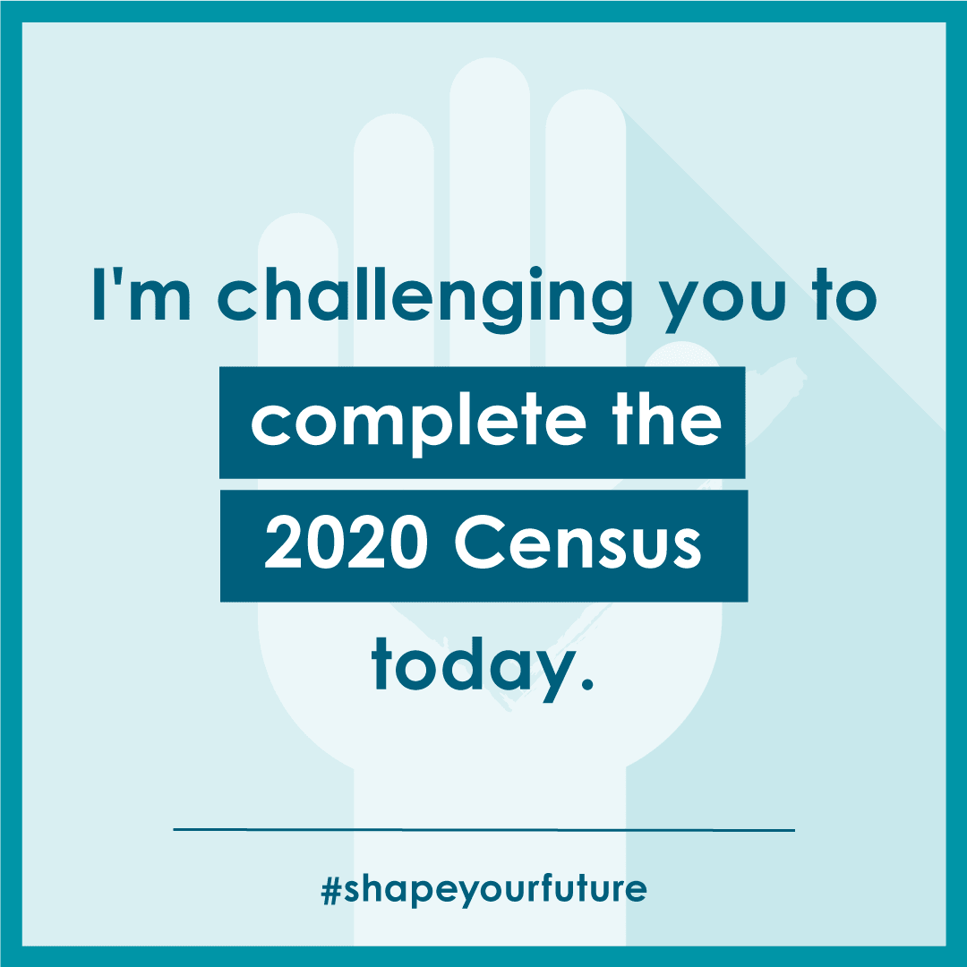 It's Your Community. Help Shape Its Future: Raising Awareness About the 2020 Census