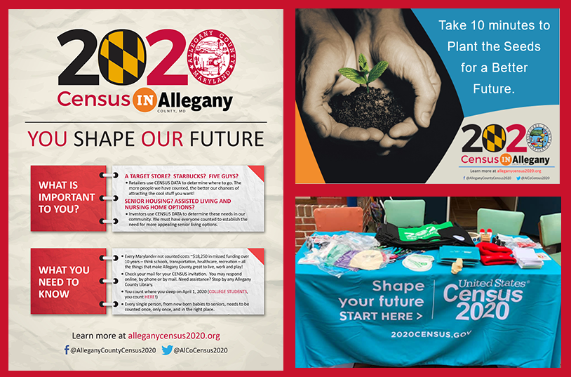Allegany County CCC Outreach