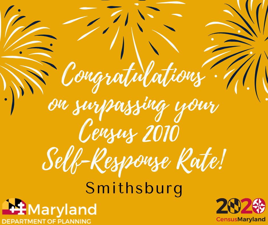 Smithsburg-Surpasses-2010-Response-Rate