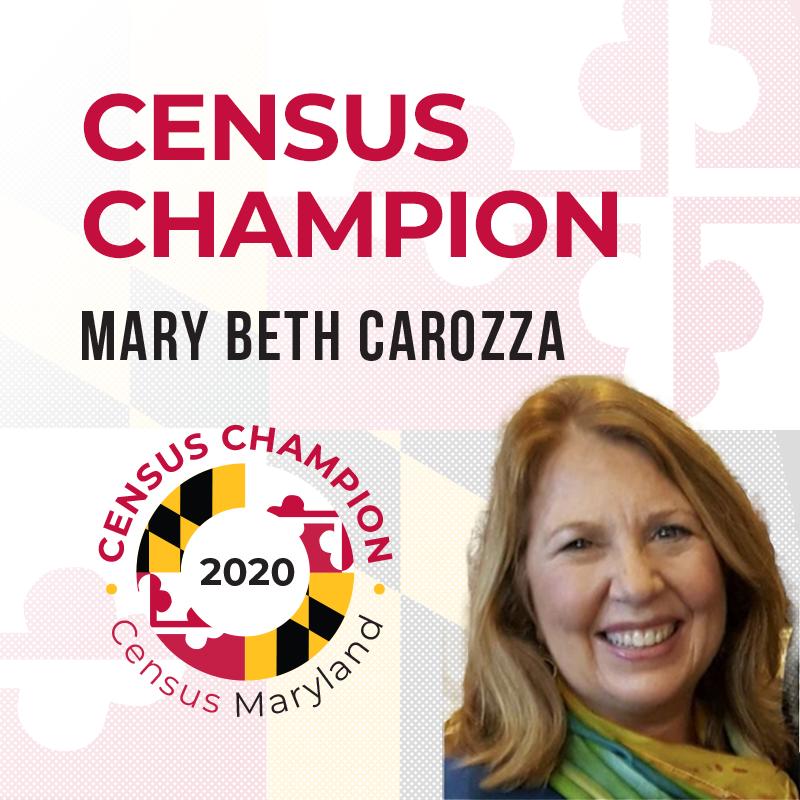 Senator Mary Beth Carozza
