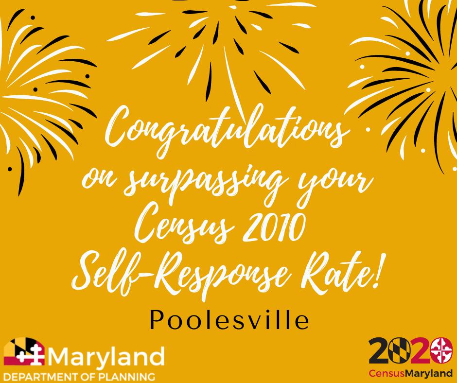 Poolesville-Surpasses-2010-Response-Rate