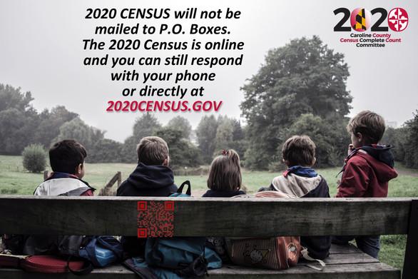 Caroline County Census