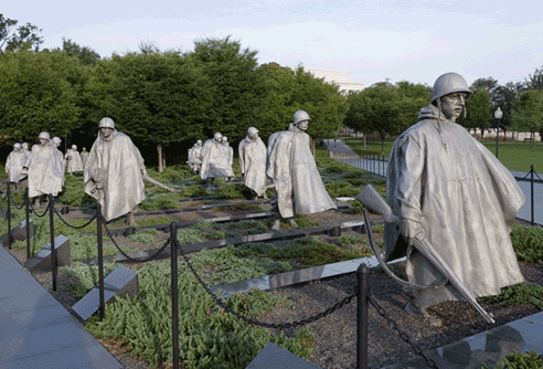 July 27 is National Korean War Veterans Armistice Day